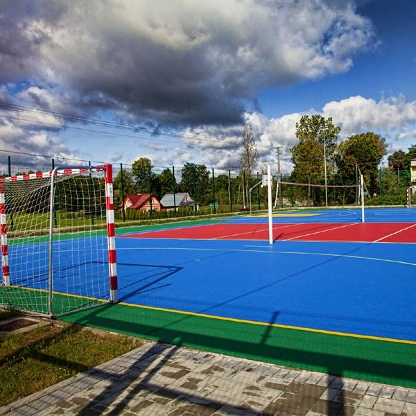 комплексные спортивные площадки