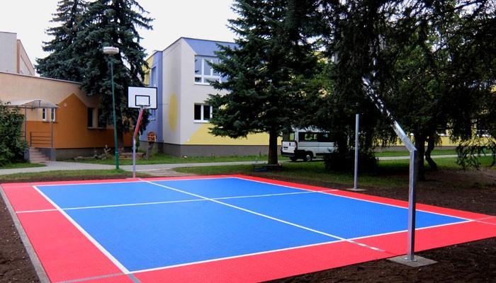 баскетбольные покрытия